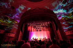 DSC_5529 (capitoltheatre) Tags: thecapitoltheatre dawes thecap thepeak 1071 garciasatthecap garcias patterns wall projection band lights stage musicians artists sound crowd fans tiedye