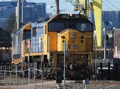 X50-8129 (damoN475photos) Tags: x50 xclass freightvictoria freightaustralia pn 8129 exnsw freightcorp freightrail mft melbournefreightterminal 2017