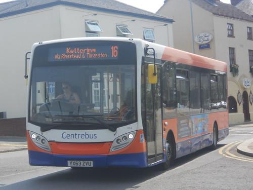 Centrebus 518 YX63 ZVU
