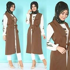 ملابس محجبات تركية (albeyangruop) Tags: ازياء تركية موضة ملابس مبيع جملة محجبات
