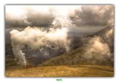 YOU'LL BE HISTORY (régisa) Tags: snowdon mount snowdonia wales cymru galles train smoke fumée column thedurutticolumn elitegalleryaoi bestcapturesaoi