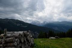 (Giramund) Tags: graubünden avers alp june clouds mountains alps hut alpinehut switzerland hiking