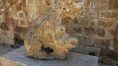 Lion? Sea Gate, Famagusta