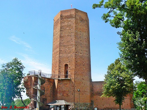 """Kruszwica - the """"Mouse Tower"""""""