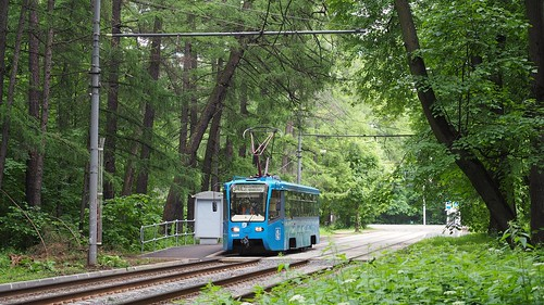 Moscow tram 5009