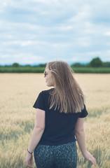 Helios m44-2 (simonherr124) Tags: corn cornfields summer sommer helios m442 heliosm442 vintage vintagelenses udssr fuji fujifilm fujixt1 xt1 girl beautiful goodweather