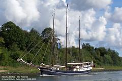 REGINA MARIS (7025126) (001-09.09.2015) (HWDKI) Tags: reginamaris imo 7025126 schiff ship vessel hanswilhelmdelfs delfs kiel nordostseekanal kielcanal nok schülp 3mastschooner segelschiff sailing mmsi 246501000