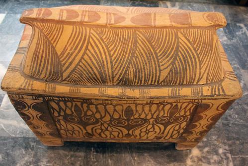 Hania Minoan Coffin