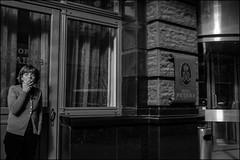 1m2_DSC0490 (dmitryzhkov) Tags: hotel smoke smoker smoking cigarette look eye eyes eyecontact contact door window exit entrance art city europe russia moscow documentary journalism street urban candid life streetlife outdoor streetscene close scene streetshot image streetphotography candidphotography streetphoto moment light shadow photography shot people population resident inhabitant person live portrait streetportrait candidportrait unposed public face stranger woman women lady sony alpha day daylight black blackandwhite bw monochrome white bnw blacknwhite