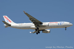 Air Europa A330 ec-lxr (merlyn.pauley) Tags: madrid madridbarajasairport airport spain aireuropa a330 airbus eclxr