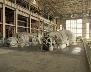 Turbine Hall pt. 2 - Kodak Ektar 100