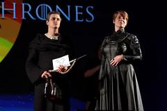 Qyburn & Cersei Lannister cosplayer (Gage Skidmore) Tags: qyburn cersei lannister cosplay cosplayer con thrones game hbo 2017 gaylord opryland resort convention center nashville tennessee