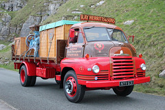TV013386-Great Orme (day 192) Tags: llandudno greatorme thegreatorme greatormeroadrun truck lorry lorries wagon classiclorry preservedlorry vintagelorry rayherrittssons bedford stype bedfords nyv631