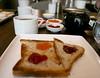 breakfast tea at the knickerbocker (wmpe2000) Tags: 2017 nyc spring triptonycwithbmmom breakfast knickerbocker tea toast jam