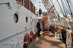 El Velero Rumano Mircea es un velero del tipo barca de tres mástile  (68) (javier_cx9aaw) Tags: elero rumano mircea