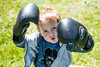 The Boxer - DSCF2014 (s0ulsurfing) Tags: s0ulsurfing 2017 march isle wight william boxer boxing garden boy play imagination fuji xseries xt2