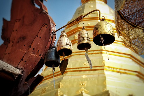 Wat Pratat Doi Suthep, Chiang Mai - Thailand