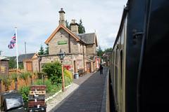 SVR 01 June 2017 (67) (BaggieWeave) Tags: shropshire worcestershire severnvalleyrailway svr trains railway heritagerailway vintage station railwaystation arley gwr greatwesternrailway