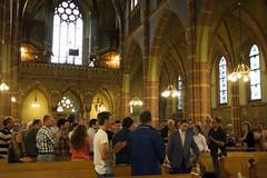 Masterclass Ben van Oosten, St.-Agathakerk, Lisse, 17 juni 2017. Foto: Alexander Schippers.