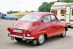Saab 96 25.6.2017 1533 (orangevolvobusdriver4u) Tags: 2017 archiv2017 car auto klassik classic oldtimer vintage bleienbach bleienbach2017 schweiz switzerland saabsweden saab sweden 96 saab96