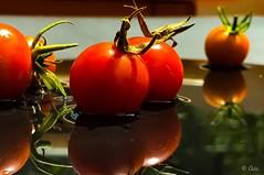 Tomates cerises (mebaz25) Tags: iphone7plus france food marseille 2017 été rouge légume fruit potager jardin bio biologique tomatescerises tomate