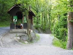 Miroslavac trail enterance