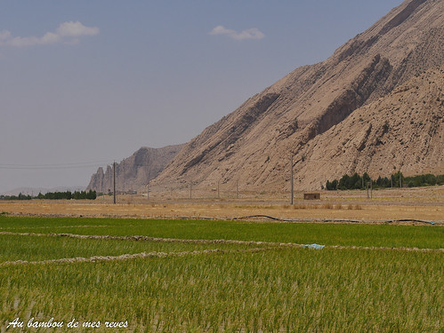 Isfahan to Shiraz