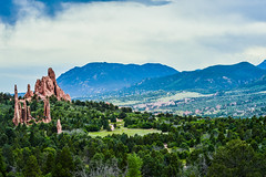 Garden of Gods (jaya2nth) Tags: colorado springs mountains landscape nature nikon wonders
