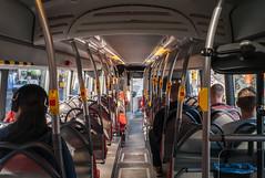 Morning Rush Hour (Harri_1970) Tags: turku suomi finland aamuruuhka rushhour population few male men man bus bussi dösä föli travel leicam82 carlzeiss perspective light wallpaper