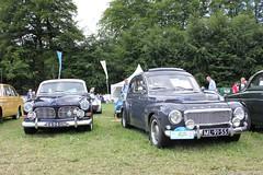 Volvo Amazon 1967 (84-94-GM) & Volvo PV544C 1963 (ML-91-55) (MilanWH) Tags: volvo amazon 1967 pv544 544 8494gm pv544c 1963 ml9155