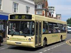 Edward Thomas & Son:  R258KRG - 02-06-17 (02) (peter_b2008) Tags: edwardthomasson westewell stagecoachnortheast stagecoachbusways volvo b10ble alexander alx300 21158 r258krg buses coaches transport buspictures