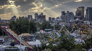 Calgary Stampede Midway
