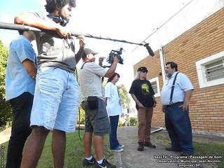 Regis Silva, Igor Delion, Aldo Ribeiro, Suzi N. de Medeiros, Tony Babalu e Julio Lobo - Programa Passagem de Som (SescTV)