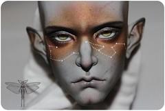 Rumpel Doll Abaddon (x.Rumpelstiltskin.x) Tags: rumpeldoll rumpelstiltskinbjd rumpeldollabaddon bjd bjdabaddon balljointeddoll bjdoll bjdhead sd bjdfaceup bjdmakeup elf