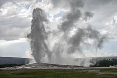 Old Faithful (Dan Hiris) Tags: old faithful yellowstone geyser
