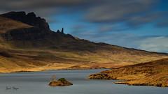 The Needle Rock (Tekila63) Tags: scotland skye oldmanofstorr storr lochfada longexposure nd1000 portree staffin