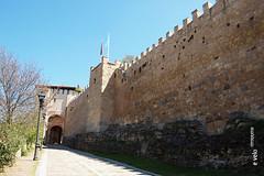 Murallas (Segovia) 05 (e_velo (εωγ)) Tags: 2017 españa segovia primavera spring e620 olympus travels viajes viatges castilla ancientarchitecture architecture murallas muralles walls