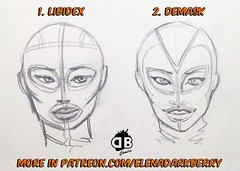 Latex mask Libidex and Demask sketch. (ElenaDarkBerry) Tags: hey can you help me choose between this masks for girl bizarrre rubber tales chapter 2 tw fb tm sketch mask latexmask rubbermask fetishmask fetish fetishart comicporn heavyrubberifttt instagram heavyrubber