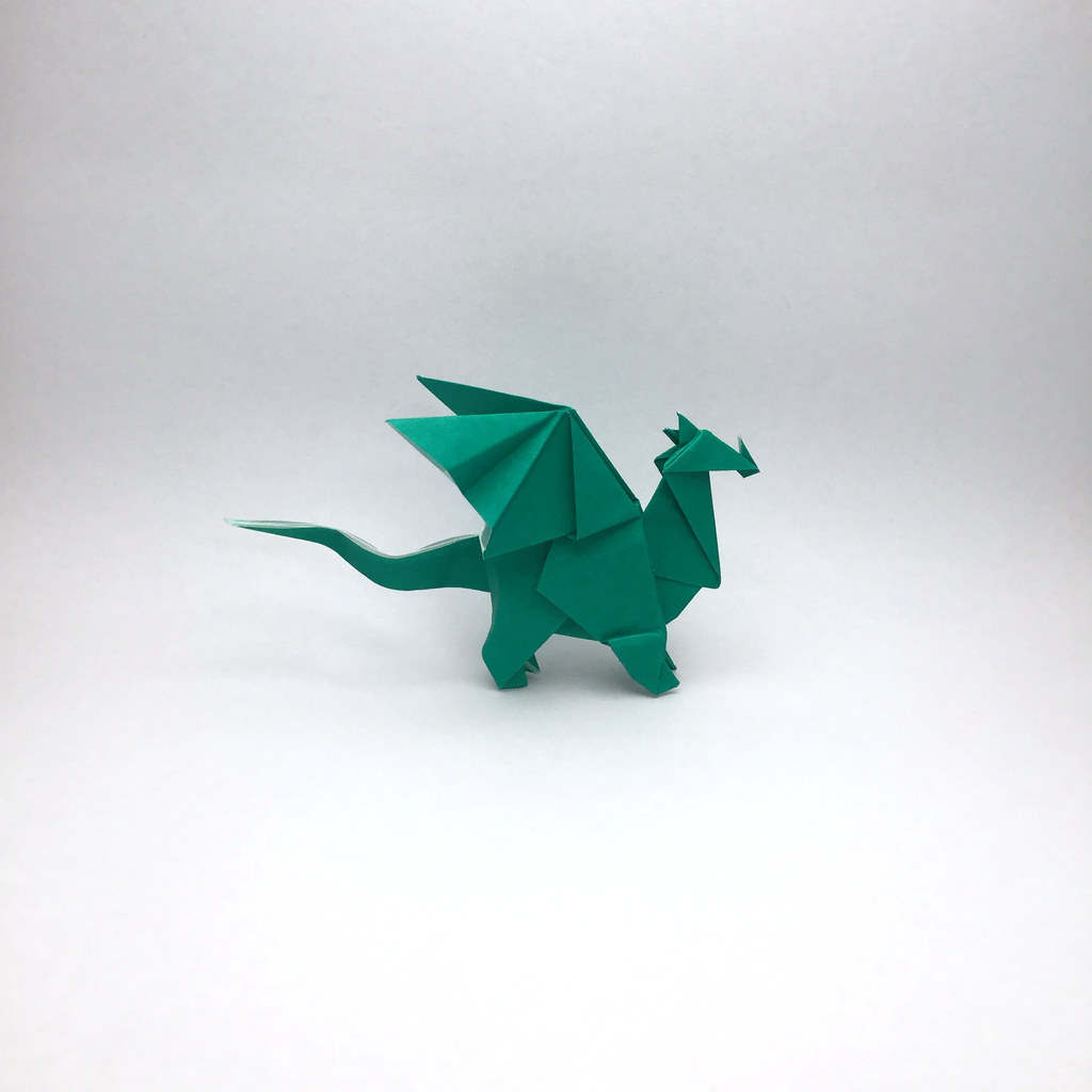 The World's Best Photos of dragon and papercraft - Flickr ... - photo#13