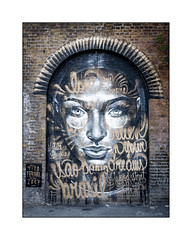 Street Art (Tito Ferrara), East London, England. (Joseph O'Malley64) Tags: titoferrara streetartist streetart urbanart publicart freeart graffiti eastlondon