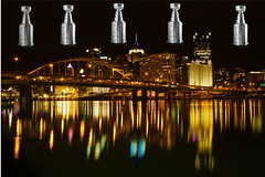 Pittsburgh Proud (Johnnyvacc) Tags: pittsburgh pittsburghpenguins stanley cup stanleycup nhl hockey