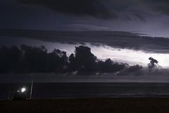Kaua`i Lightning DSC_0706 (jim denny) Tags: lightning thunderstorm stars cosmos foreboding rain clouds beach