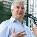 Semjén Zsolt nemzetpolitikáért felelős miniszterelnök-helyettes, a Kereszténydemokrata Néppárt elnöke