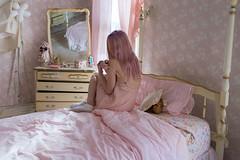 (KaylaSavage_) Tags: selfportrait self portrait girl model me abandoned nature