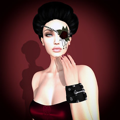 LuceMia - .:EMO-tions:. (2018 SAFAS AWARD WINNER - Favorite Blogger -) Tags: weloveroleplay event emotions hairs accessories eyepatch unisex aura fashion models sl new creations mesh lucemia