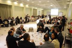 Jantar do 7º Fórum Nacional de Tecnologia e Inovação da Segurança Pública