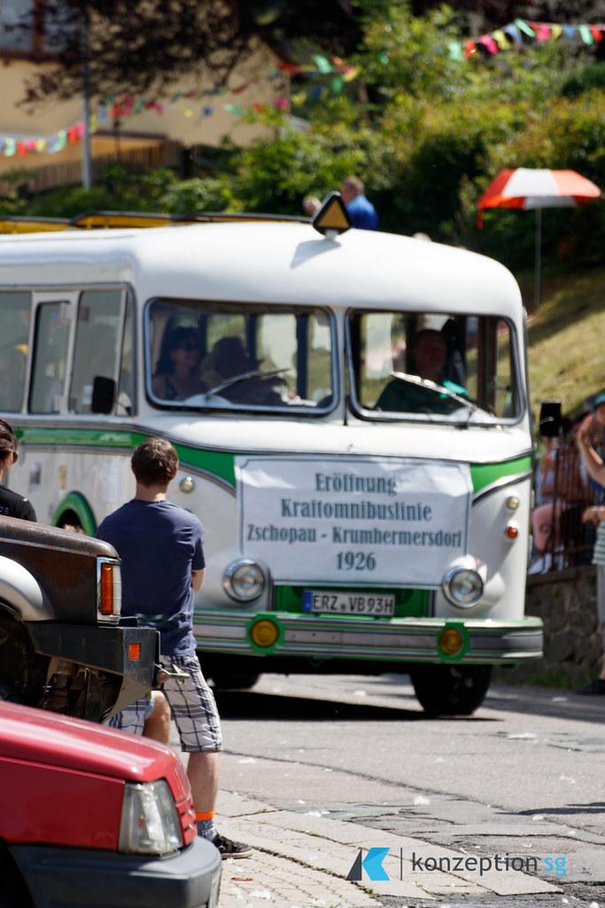725 Jahre Krumhermersdorf