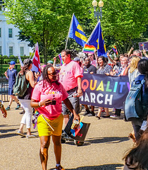 2017.06.11 Equality March 2017, Washington, DC USA 6547