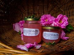 Gelée de roses (Grand-Pappà...) Tags: gelée rose confidura rosà fabricationmaison fabricationartisanale food confiture dessert lobeç margeride marjarida massifcentral hauteloire hautesterres