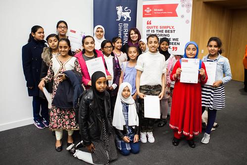 Mosaic West Midlands Summer Primary Graduation 2017